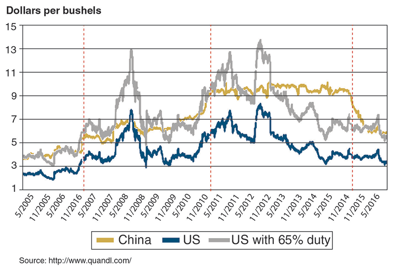 Of Maize and Markets: China's New Corn Policy | CARD