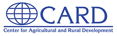 Center for Agricultural and Rural Development logo